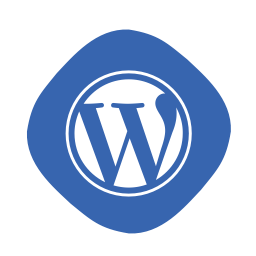 icono del CMS WordPress