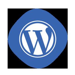 icono del CMS WordPress