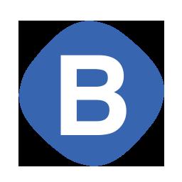 icono de bootstrap para diseñar webs