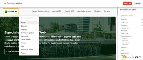 Configuración de Empresas Locales con Google Search Console