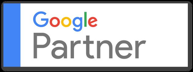 Insignia de Google Partners de Metacom Agencia de Publicidad SEM y Online