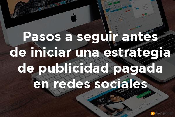 Estrategia de publicidad en redes sociales