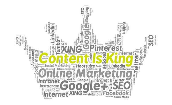 Consejos de social media, el contenido es el rey