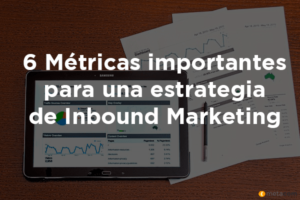 Métricas para inbound marketing