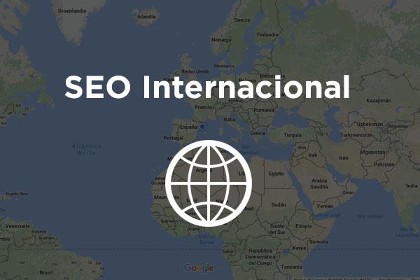 Posicionamiento SEO internacional