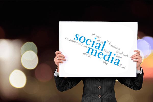 Tráfico referido en redes sociales