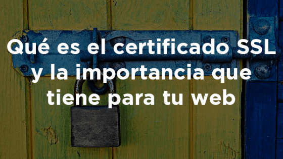 Certificado SSL en Metacom