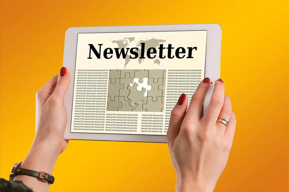 E-Mail Marketing Newsletter