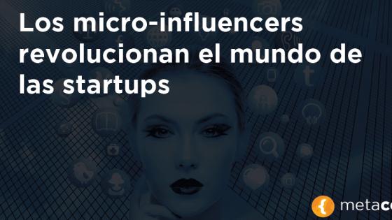 Artículo de los micro-influencers en Metacom
