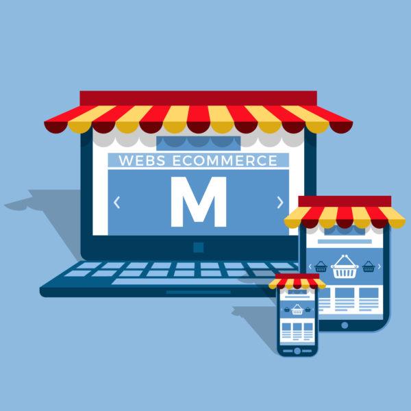 Web ecommerce para pequeñas empresas
