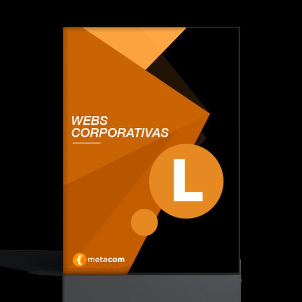 Precio Paginas Web Pack L por 950 Euros