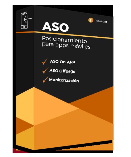 Producto y Precios de ASO para Posicionar Aplicaciones móviles