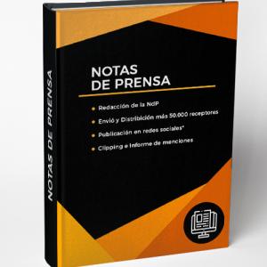 Redacción y Envio de Notas de Prensa Metacom Inbound