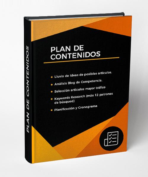 Ejemplo Plan de Contendidos de Metacom