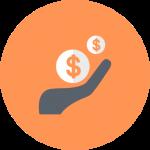 Icono de ventaja competitiva en Metacom