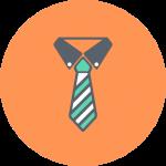Icono de redacción de contenidos con credibilidad en Metacom