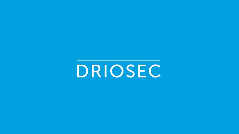 Logotipo de Driosec