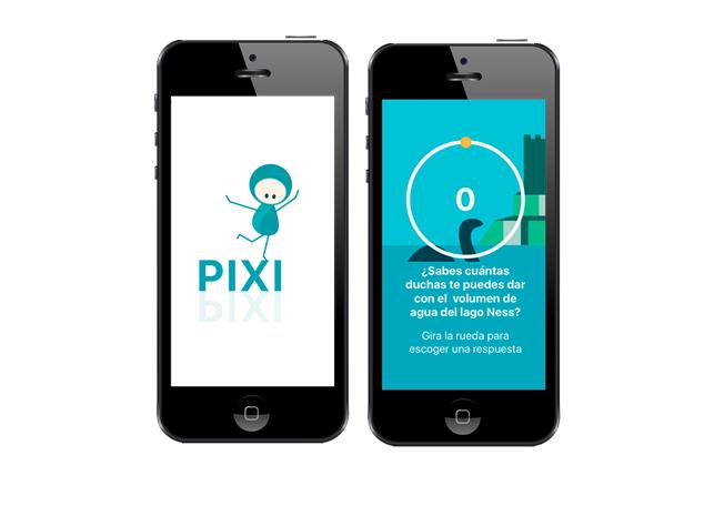 imagen de aplicacion PIXI servicios de ASO SEO para apps