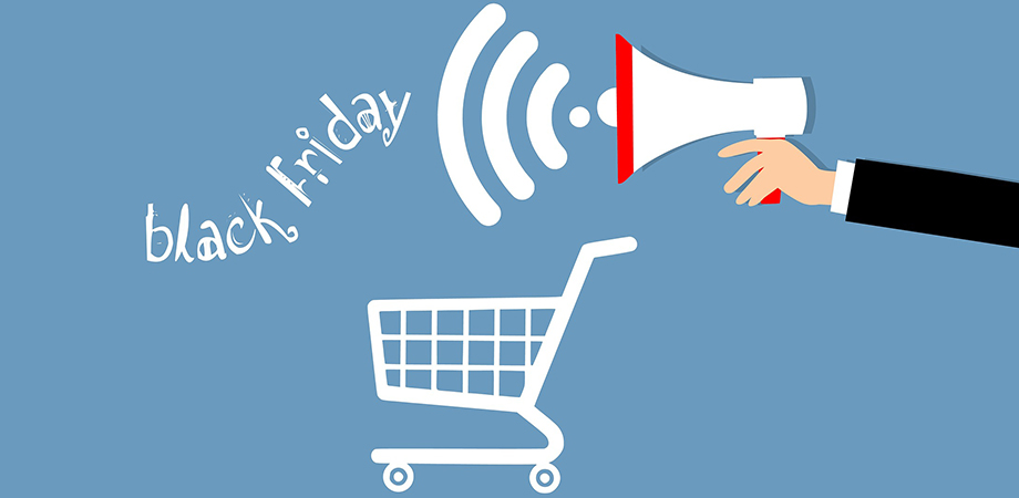 Compra online en black friday