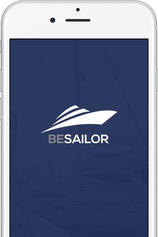 imagen de la web de Besailor.net en un diseño Responsive Mobile