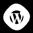 El icono de WordPress