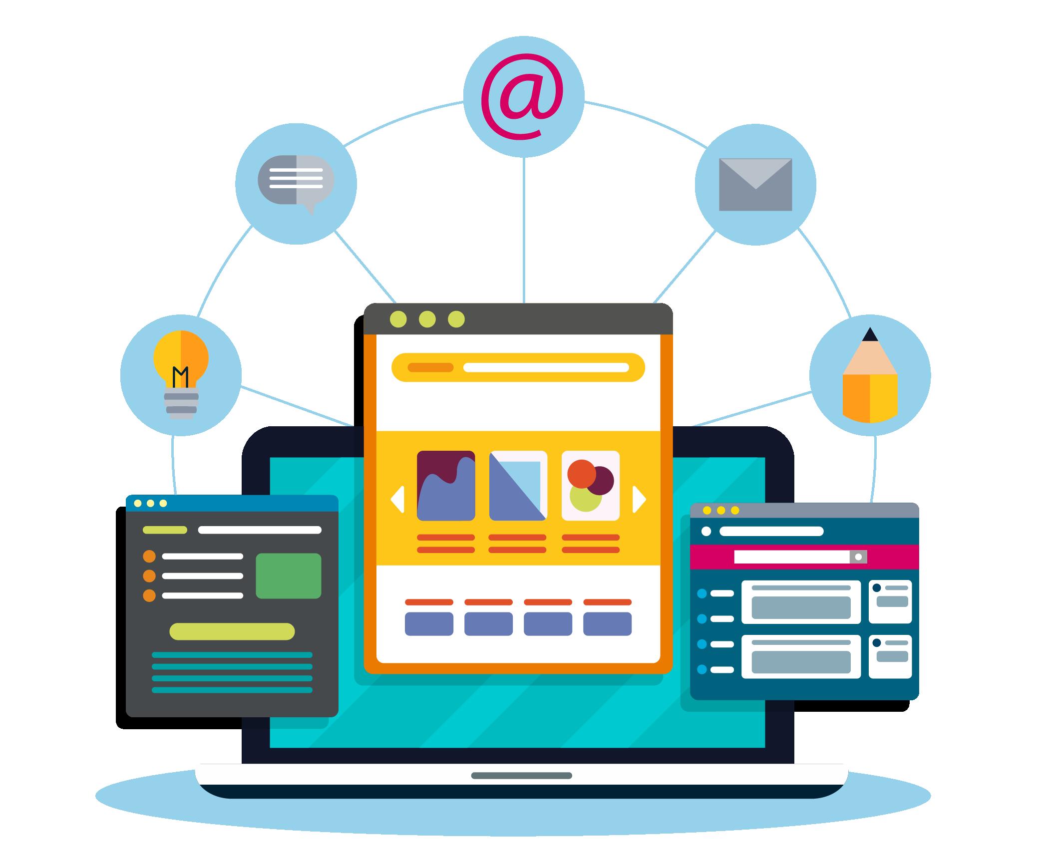 Foto sobre el asesoramiento en Marketing Online y Digital