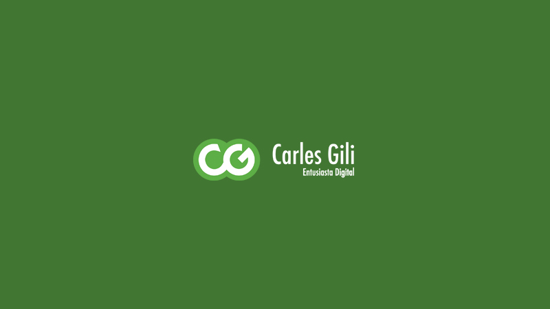 Marca personal de Carles Gili cosultor en Marketing Online