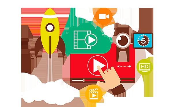 imagen sobre la producción de videos de marketing