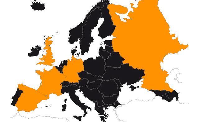 Foto de Inversión Publicidad Online y Marketing en Europa