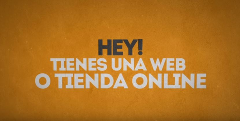 Banner sobre Agencia de Marketing Online especializada en Webs y Tiendas Online