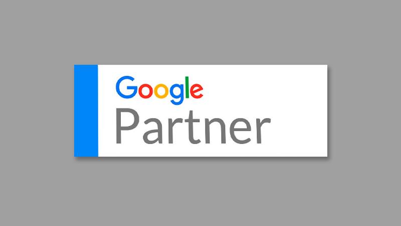 Certificación de google partners por nuestra experiencia y profesionalidad