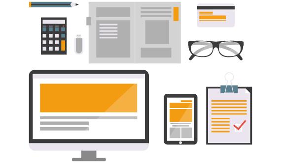 Infografía de creación de contenidos en Metacom