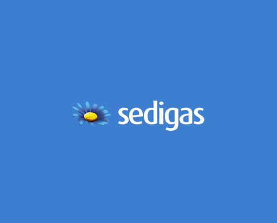 Logo de Sedigas