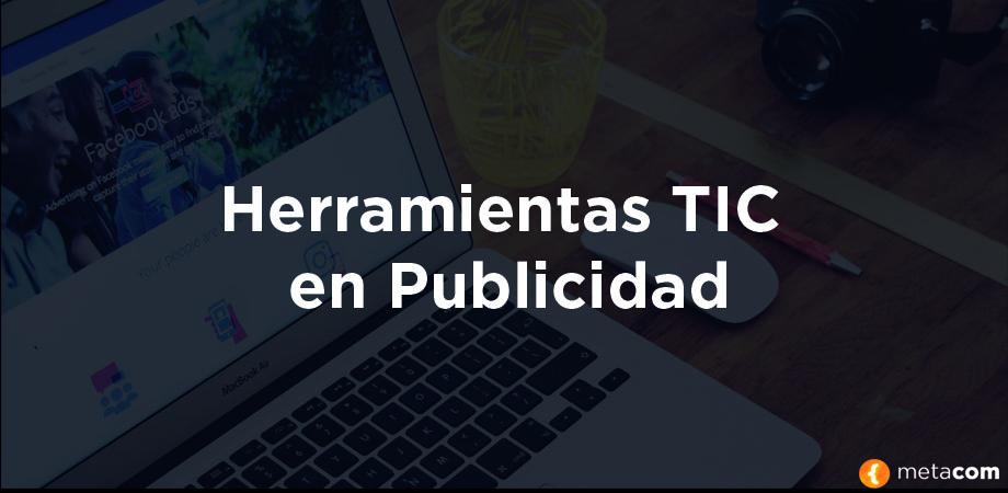 Herramientas TIC en Publicidad