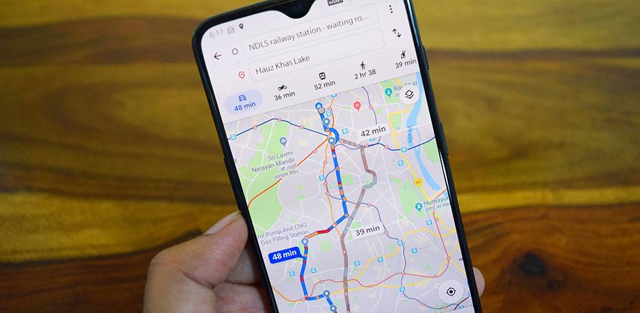 Herramienta Google Maps