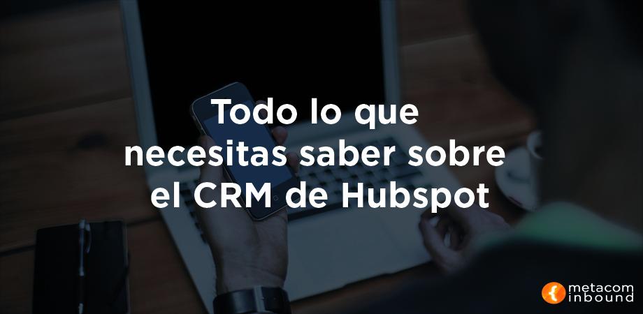 El CRM de Hubspot