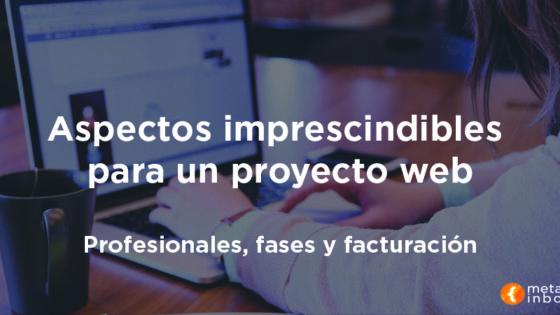 Imprescindibles proyecto web