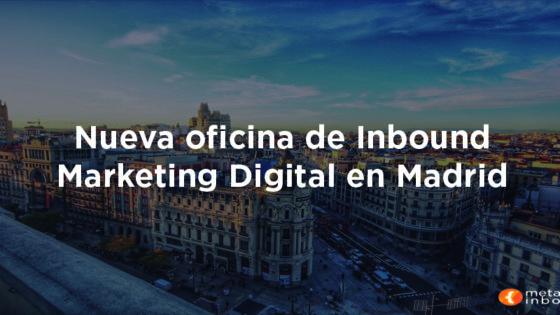 Agencia Inbound Marketing Digital en Madrid